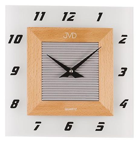 Nástenné hodiny JVD quartz N20144.68 28cm,