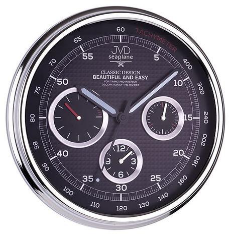 Nástenné hodiny JVD seaplane HA10.2 32cm,