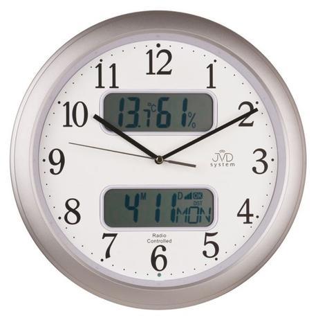 Nástenné hodiny JVD system RH98  33cm,