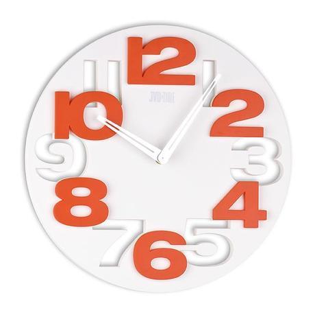 Nástenné hodiny JVD TIME 80/4 31cm,