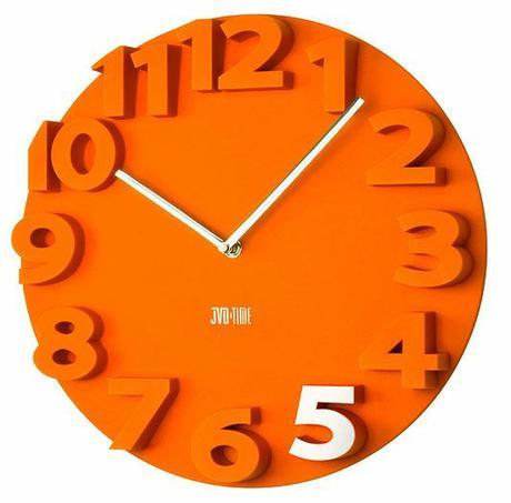 Nástenné hodiny JVD TIME H87.3 40cm,