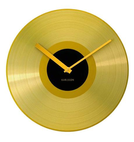Nástenne hodiny Karlsson 4539 31cm,