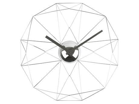 Nástenné hodiny Karlsson 5362ch Diamond 38cm,