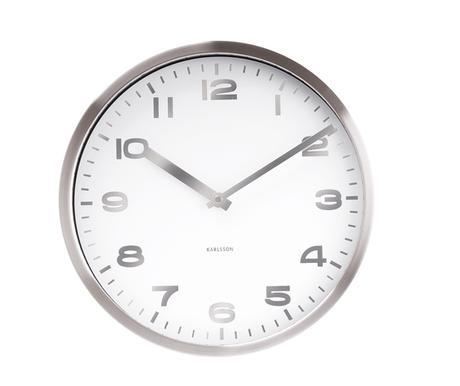 Nástenné hodiny Karlsson 5373WH Mirror 29cm,