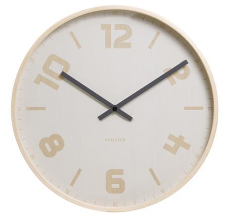 Nástenné hodiny Karlsson 5405wd, 45cm,