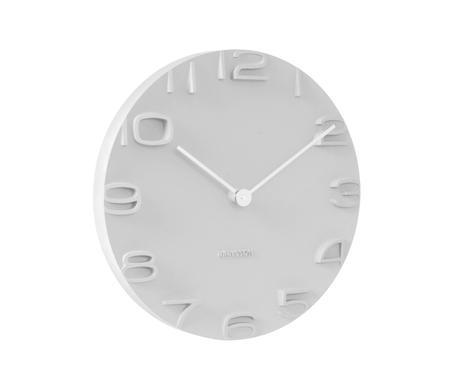 Nástenné hodiny Karlsson On The Edge 5311WH 42cm,