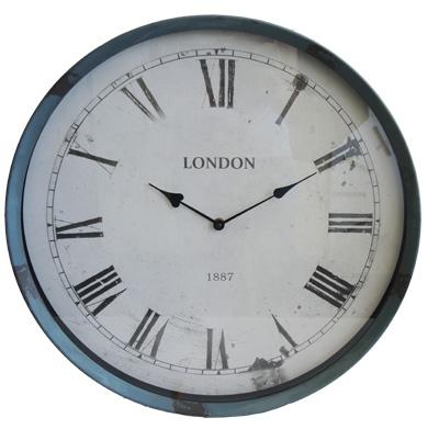 Nástenne hodiny - London 2, 48cm,