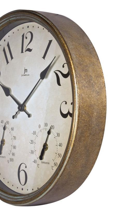 Nástenné hodiny Lowell 14708 36cm,