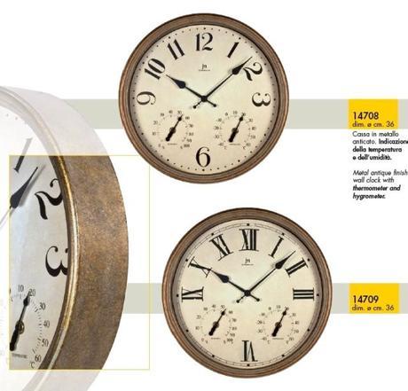 Nástenné hodiny Lowell  14709 36cm,