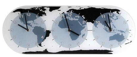 Nástenné hodiny Nextime Mondial 50cm,