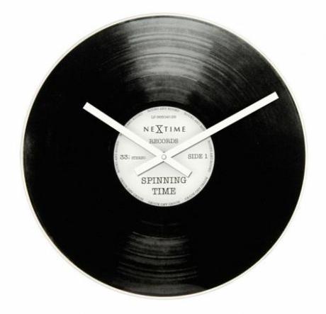 Nástenné hodiny Spinning 40CM,