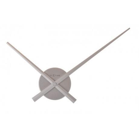 Nástenné hodiny StriebornéNextime Small hands 48cm,