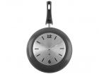 Nástenné hodiny WOK TIME, 27cm,