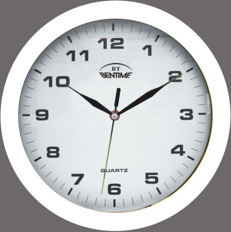 Nástenné hodiny Z JL2022W 29cm,