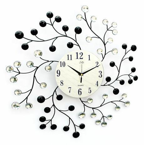 Nástenne kvetinové hodiny,