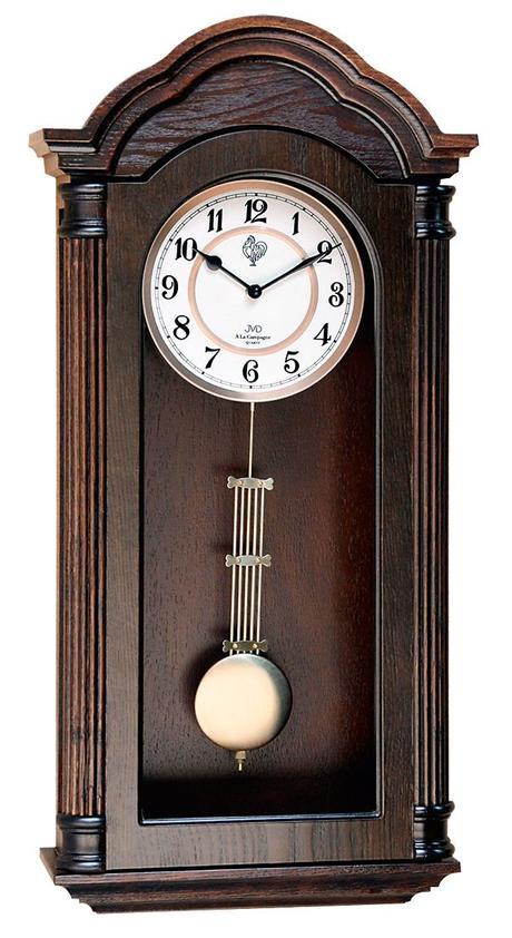 Nástenné kyvadlové hodiny JVD N9353.1, 66cm,