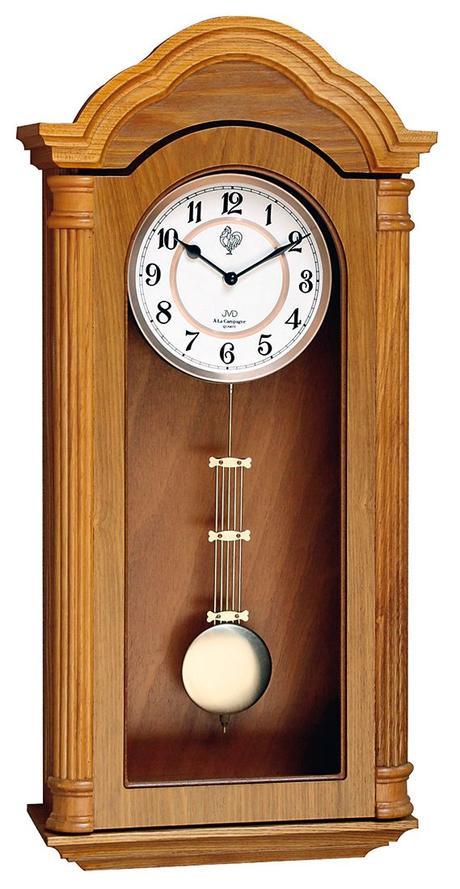 Nástenné kyvadlové hodiny JVD N9353.2, 66cm,