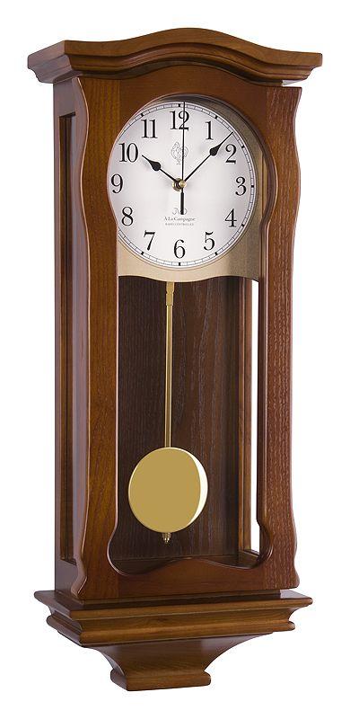 Nástenné kyvadlové hodiny JVD NR2219/11 60cm,