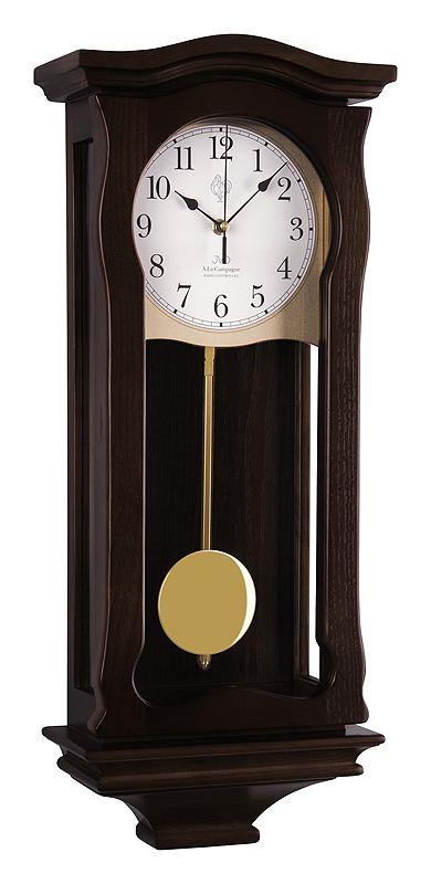 Nástenné kyvadlové hodiny JVD NR2219/23 60cm,