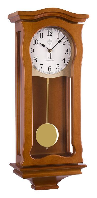 Nástenné kyvadlové hodiny JVD NR2219/41 60cm,