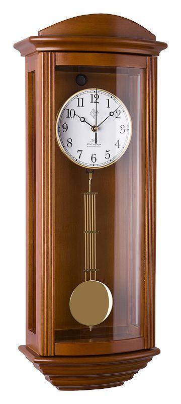 Nástenné kyvadlové hodiny JVD NR2220/41 70cm,