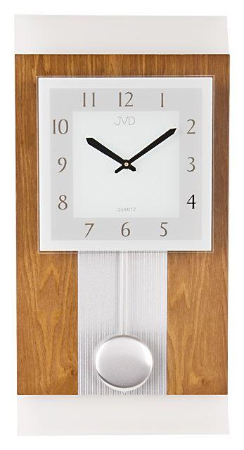 Nástenné kyvadlové hodiny JVD quartz N20111/11 50c,