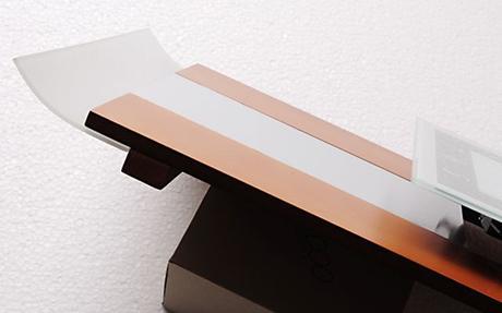 Nástenné kyvadlové hodiny JVD quartz N20111/68 50c,