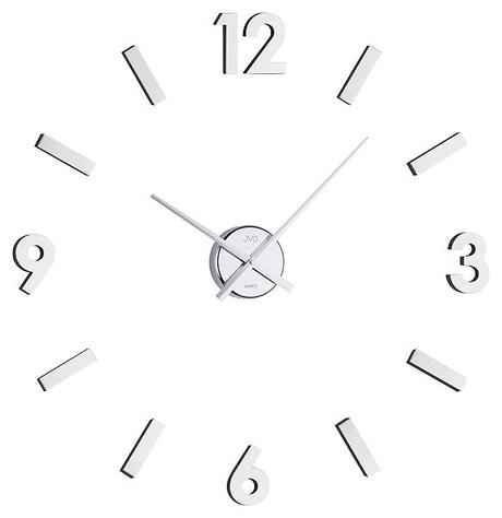 Nástenné nalepovacie hodiny JVD HB11,