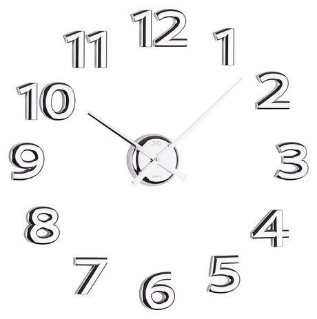 Nástenné nalepovacie hodiny JVD HB12,