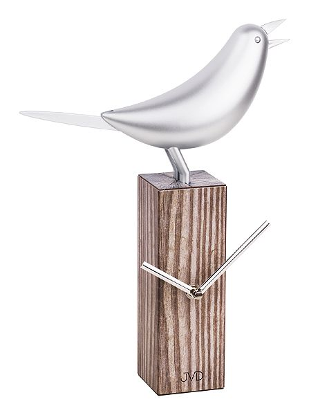 Nástenné / stolové hodiny JVD HB04 31cm,