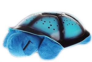 Nočná korytnačka modrá,