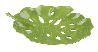 "Podnos v tvare listu ""Leaf"" rozmery:(42,5x30x7cm) ,"