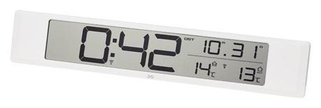 Rádiom riadené hodiny JVD RH281.1  45cm,
