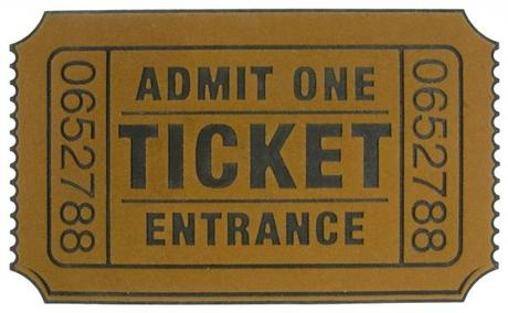 Rohožka Balvi Ticket,