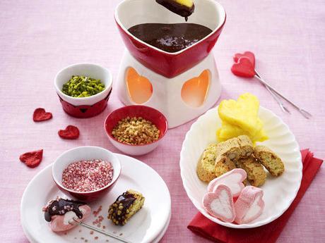 Romantické fondue,