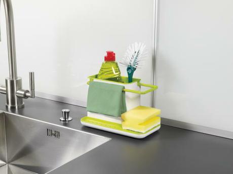 Stojan na umývacie prostr. Caddy,