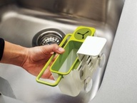 Stojanček na čistiace prostriedky JOSEPH Sink Aid ,