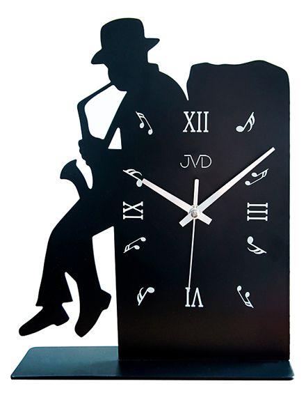 Stolové hodiny dizajn JVD HJ72 28cm,