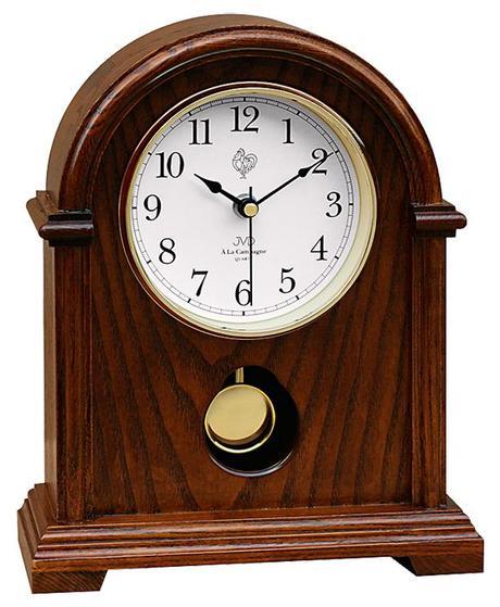 Stolové hodiny JVD HS13.1, 30cm,