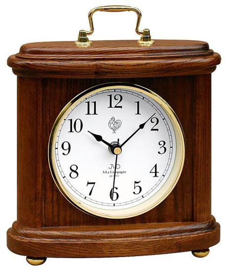 Stolové hodiny JVD HS17.1, 22cm,