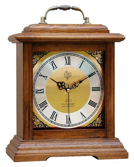 Stolové hodiny JVD NSR15.1, 27cm,