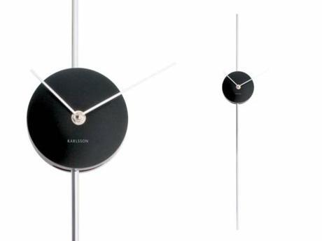 Štýl, trieda a luxusný dizajn-Hodiny swing,