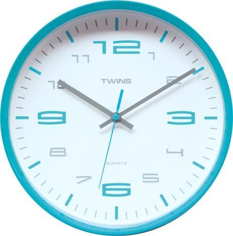 Twins hodiny 10512 modre 30cm,