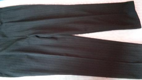 Oblek-sako vesta nohavice kravata, 52