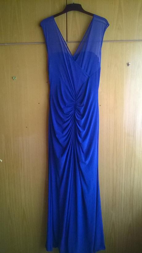Nádherné kráľovsko-modré ľaty, 44