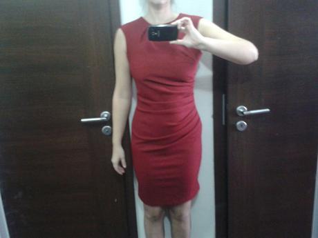značkové šaty Rinascimento, M