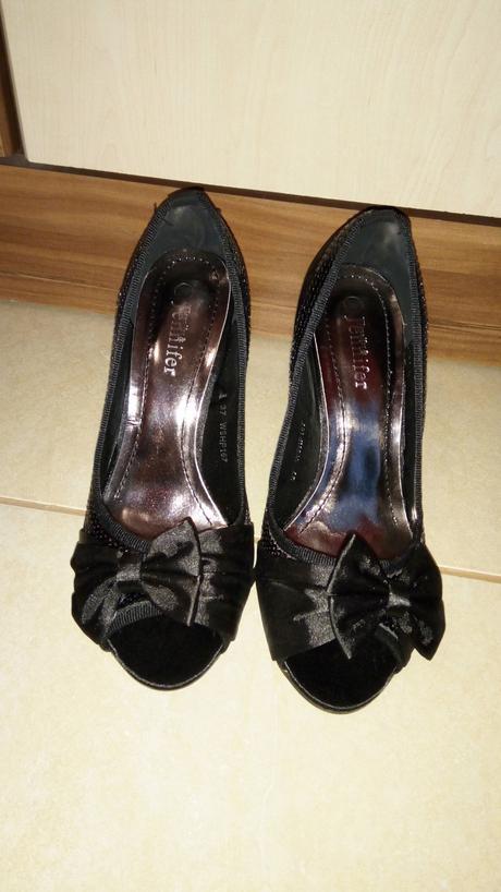 Jedinečné lodičky, 1x obute, Jennifer&Jennifer, 37