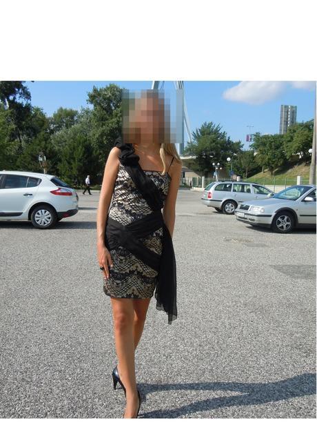 šaty spoločenské, 38