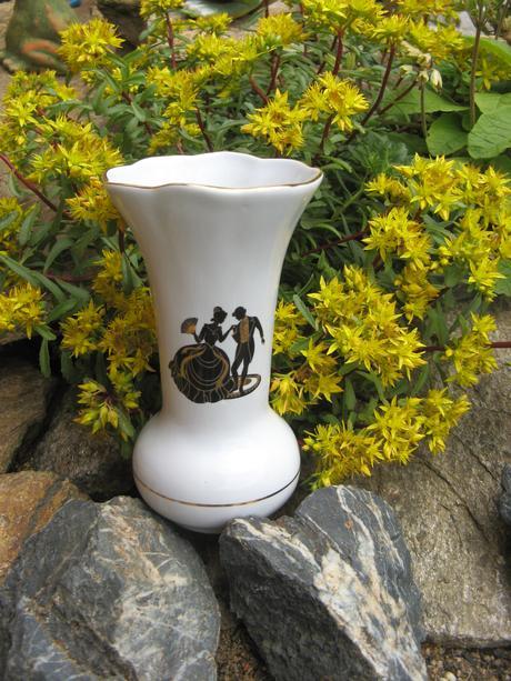 Váza-rokoko,
