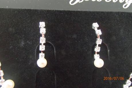Svatební set šperků,
